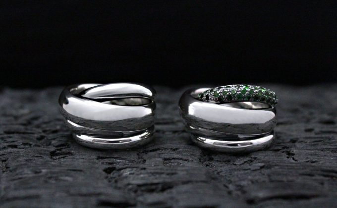 Caroline Savoie Joaillerie Bague Royale Argent Bijoux Fait Main Montreal Handmade Jewellery Silver Ring (6)