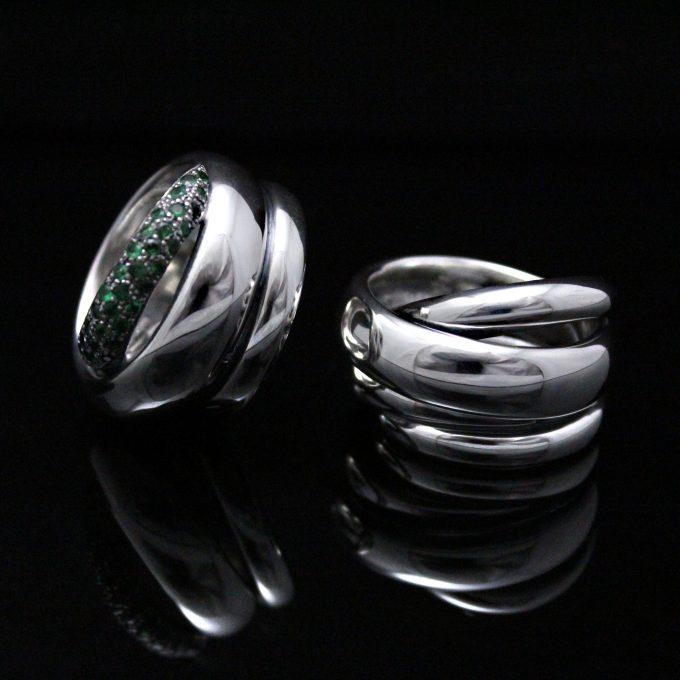 Caroline Savoie Joaillerie Bague Royale Argent Bijoux Fait Main Montreal Handmade Jewellery Silver Ring (7)