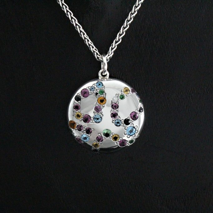 Caroline Savoie Joaillerie Pendentif Bonbon Bijoux Faits Main Joaillier Quebec Montreal Handmade Jewellery Candy Pendant Colorful (10)